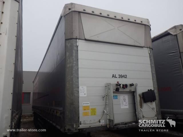 Schmitz Cargobull Semitrailer Prelată culisantă standard - 2013