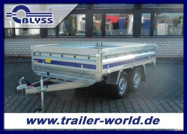 Blyss Hochlader 254x160x38 cm Tandem 750 kg GG