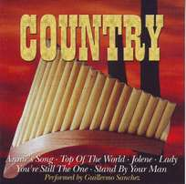 Perfect Panpipes - Country (CD)
