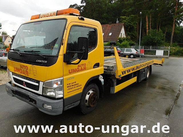 Mitsubishi 7C14 Autotransporter NL: 3520kg 600cm Ladefläche - 2006