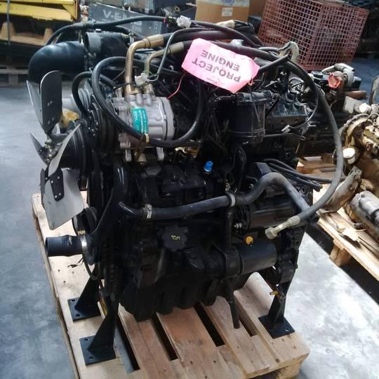 Perkins 4 Cilindri Turbo