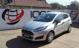 2015 Ford Fiesta 1.4 Ambiente 5 door
