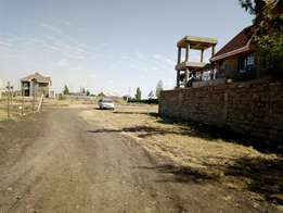 Plot for sale in utawala