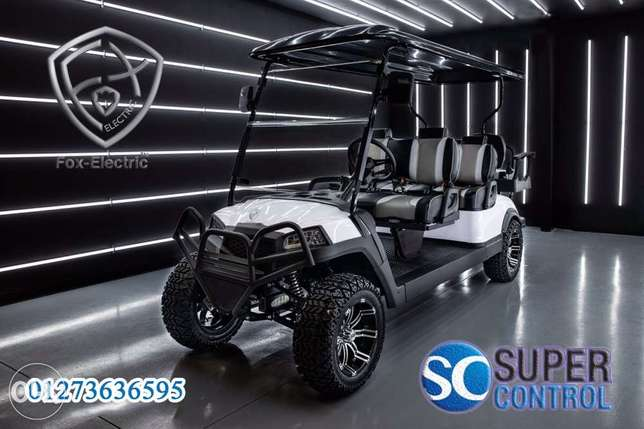 6 seats American Power Golf Car