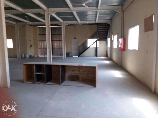 Brand New Store&Labor Camp for Rent in industrial area المدينة الصناعية -  4