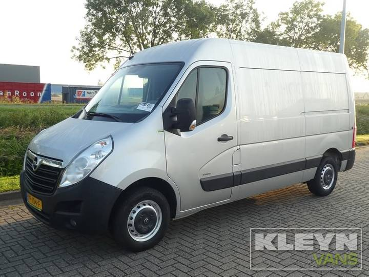Opel MOVANO 2.3 CDTI 140 metallic, airco, nav - 2015
