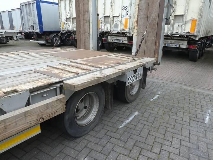 GHEYSEN VERPOORT  3 AXLES FULL STEEL 24t load ramps - 2007 - image 8