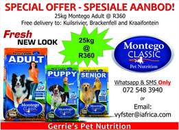 Dog food special And FreeDelivered.