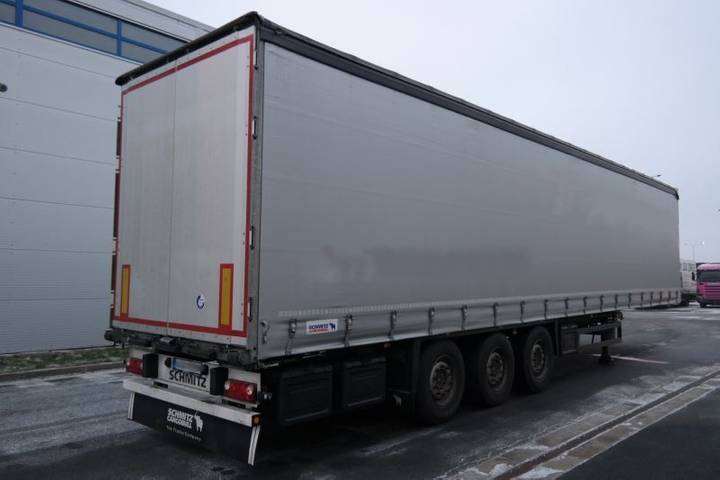 Schmitz Cargobull Cargobull SCS 24/L - 2016