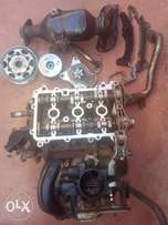 Toyota Passo engine(1KR) spare parts