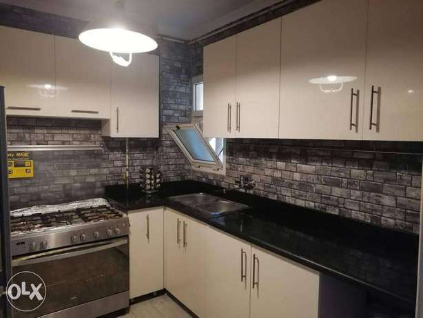 REDY TO MOVE Luxury 2-BHK in Madinaty (Special finish and kitchen) مدينتي -  1