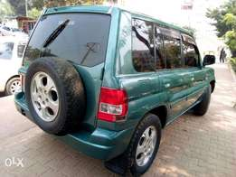 Mitsubishi pajero manual UAM on sale