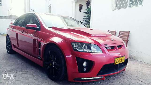 Holden HSV/ CR-8