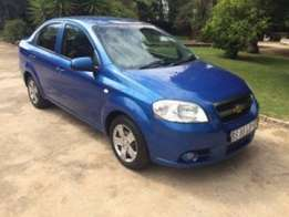 Chevrolet aveo for sale in a good running condition