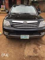 Registered 2010 model Kia mohave