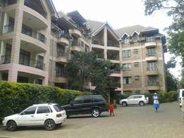 3 bedrooms Penthouse along Riverside drive is vacant