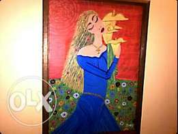 Original one of a kind painting