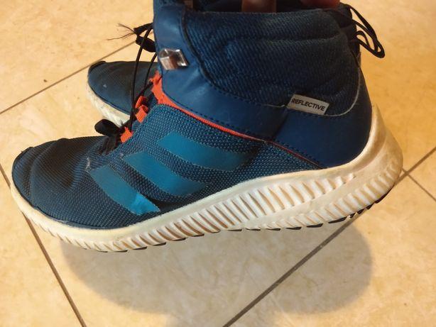 Buty sportowe chłopięce Adidas Forta Trail Mid K 36