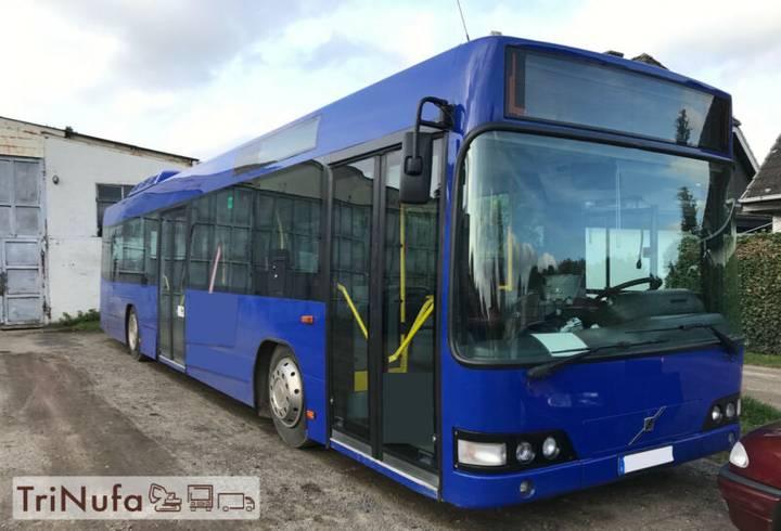 Volvo 7000 | Edelstahlkarosserie | Retarder | - 2000