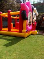 Bouncing casttle for sale and hire .