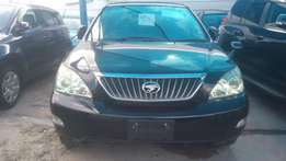 Fully loaded Toyota Harrier On Sale