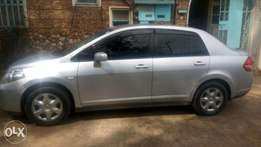 Nissan Tiida Latio for sale 2009 with tracker-quick sale 630,000