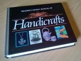 Reader's Digest Manual of Handcrafts. A step by step guide to creative