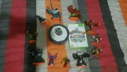 Skylanders portal for xbox and PSP with games