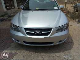 Sonata 2007 Foreign Used