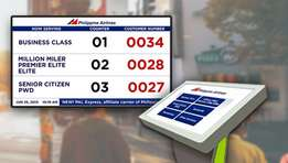 Customer Queue Management System , software with SMS & Appointments