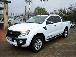 Ford Ranger 3.2 double cab 4x4 Wildtrak