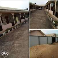 20 units self contain for sale at choba port harcourt. On 2plots