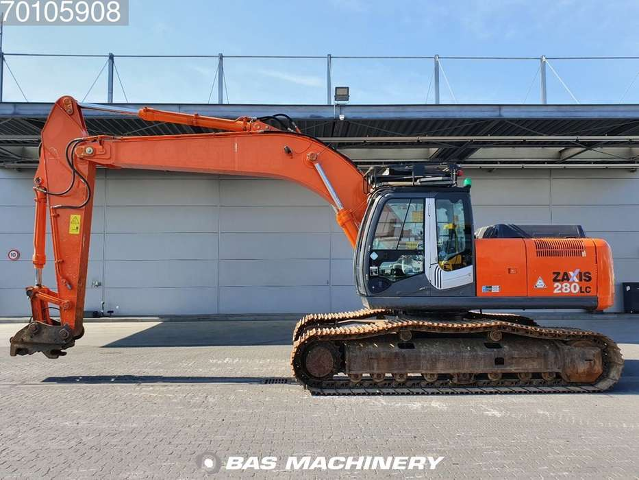 Hitachi ZX280LC-3 Nice and clean machine - 2010 - image 6