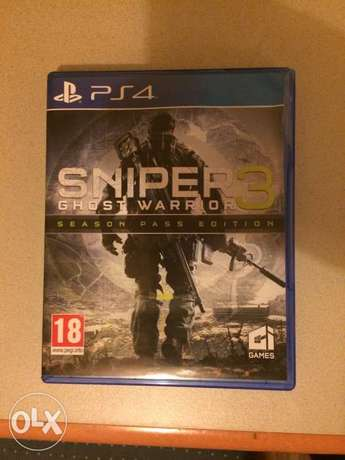 PS4 sniper ghost warrior 3 season pass edition Karen - image 1