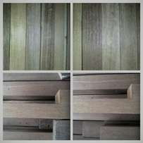 New Balau68mm x 68mm x 2.7m R270.00ea.more sizes Bargain special price