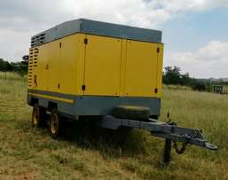 Atlas Copco 396 Compressor For Sale