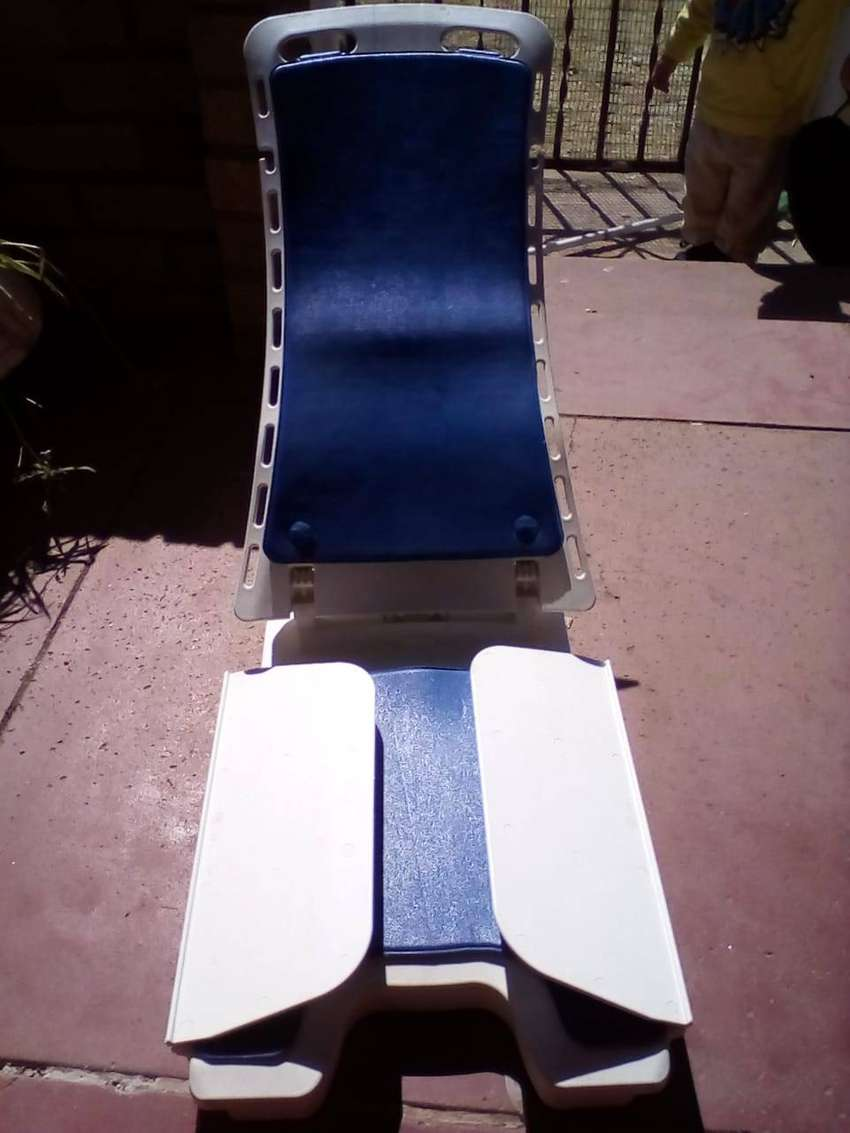 Bath Chair For A Disabled Person - Villiers - Health, Beauty ...