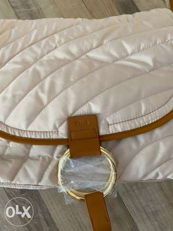 chloé diaper bag
