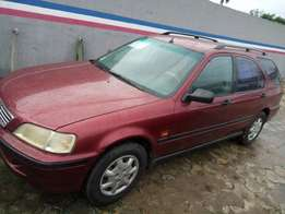 Foreign use Honda Civic with Air-conditioner