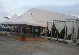 Purchase your party tent from K C E Ventures Nig Ltd