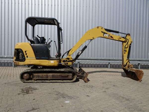 Caterpillar 302.5 Minigraver, Minibagger, Mini excavator incl 3 bakke... - 2005 - image 6