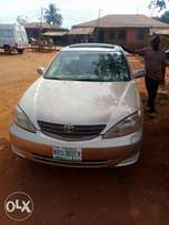 Toyota Camry 04 Registered.