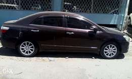 Toyota Premio KBY for sale at Mombasa Island