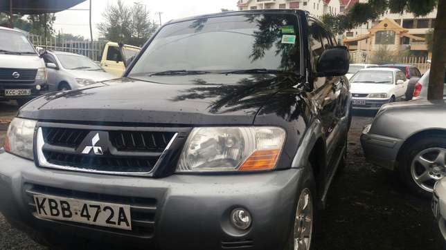 Mitsubishi pajero on sale Umoja - image 3