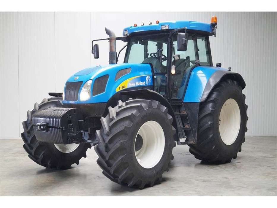 New Holland NH T7540 - 2007
