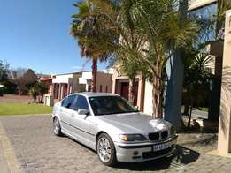 Call Haroon on 2001 BMW 330D E46 Auto Sportspack
