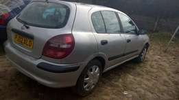 Tokunbo from UK Nissan Almera