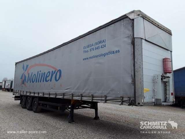 Schmitz Cargobull Semiremolque Lona Varios - 2014