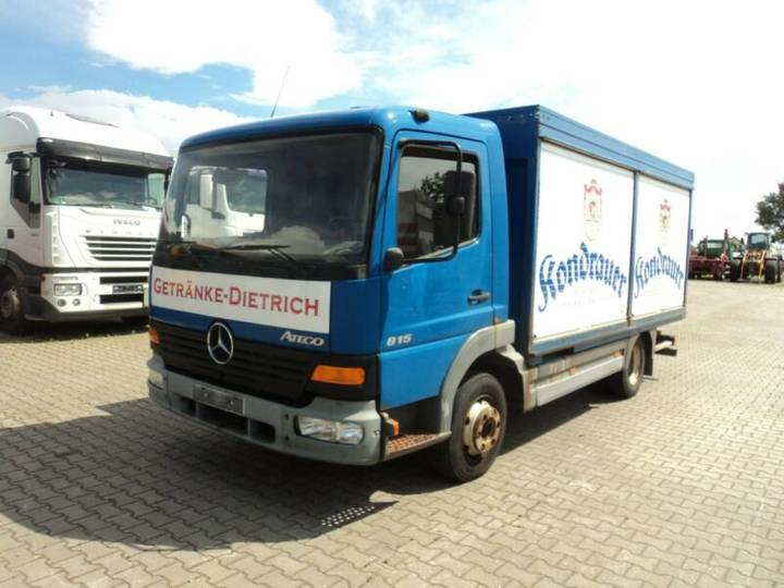 Mercedes-Benz 815 - 2001