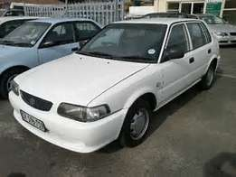 Toyota Tazz Wanted